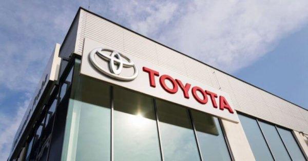 comprar acciones Toyota
