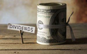 acciones que pagan dividendos