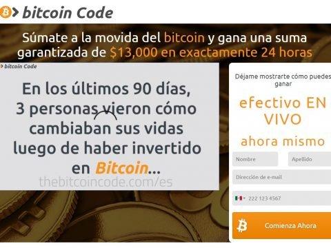 Bitcoin Code è una truffa? Ecco tutta la verità - Opinioni e ...