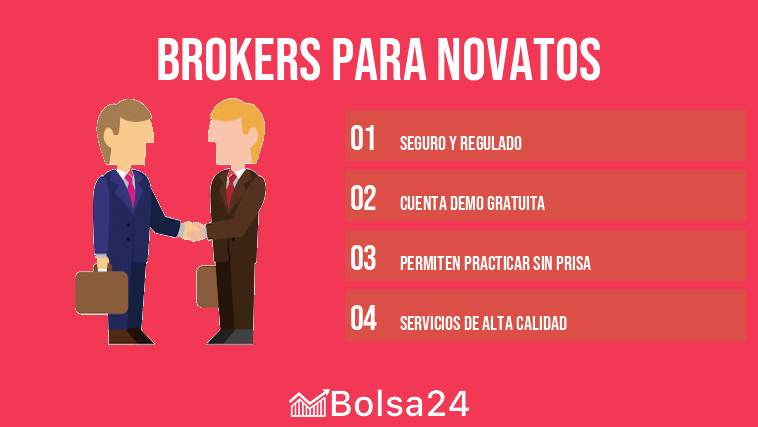 Brokers para novatos