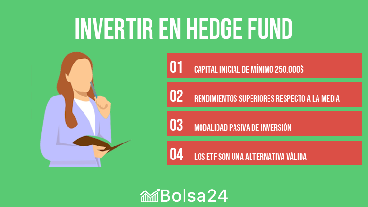 Invertir en Hedge Fund