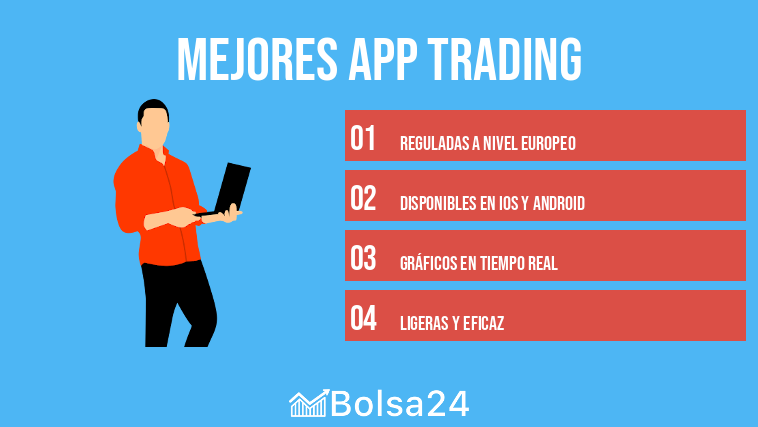 mejores app trading